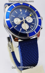 Breitling Superocean Heritage 2 Blue Mens Watch