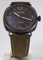 Luminor Panerai 8 Days Swiss ETA Watch
