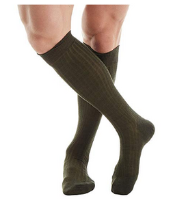 Pantherella Laburnum Men's Over the Calf Wool Socks | Various Colors