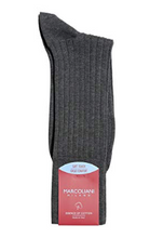 Load image into Gallery viewer, Marcoliani Milano The Dress Code Men's Mid Calf Socks | Various Colors