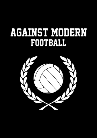 Sticker! Againstmodernfootball