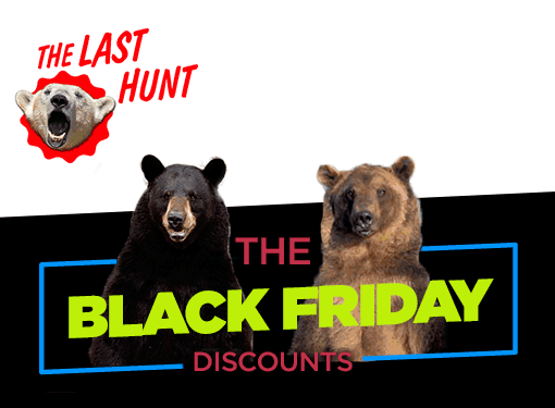 The Last Hunt - The Black Friday Discount