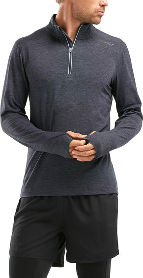 2XU HEAT 1/4 Zip Top - Men's