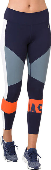 ASICS Color Block Cropped Tight 2 - Women's