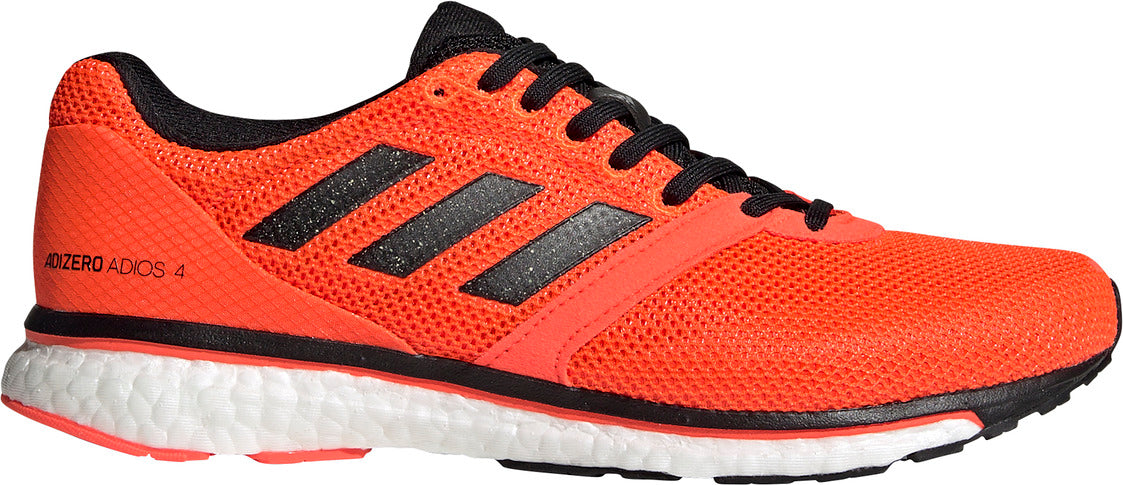 Injerto pronóstico cobertura  Adidas Adizero Adios 4 Running Shoes - Men's | The Last Hunt