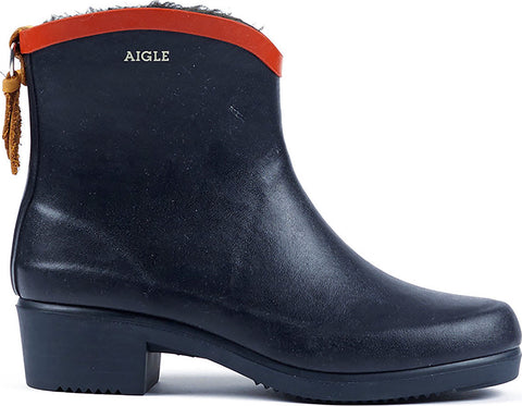 Aigle Miss Juliette Fur Boots - Women's