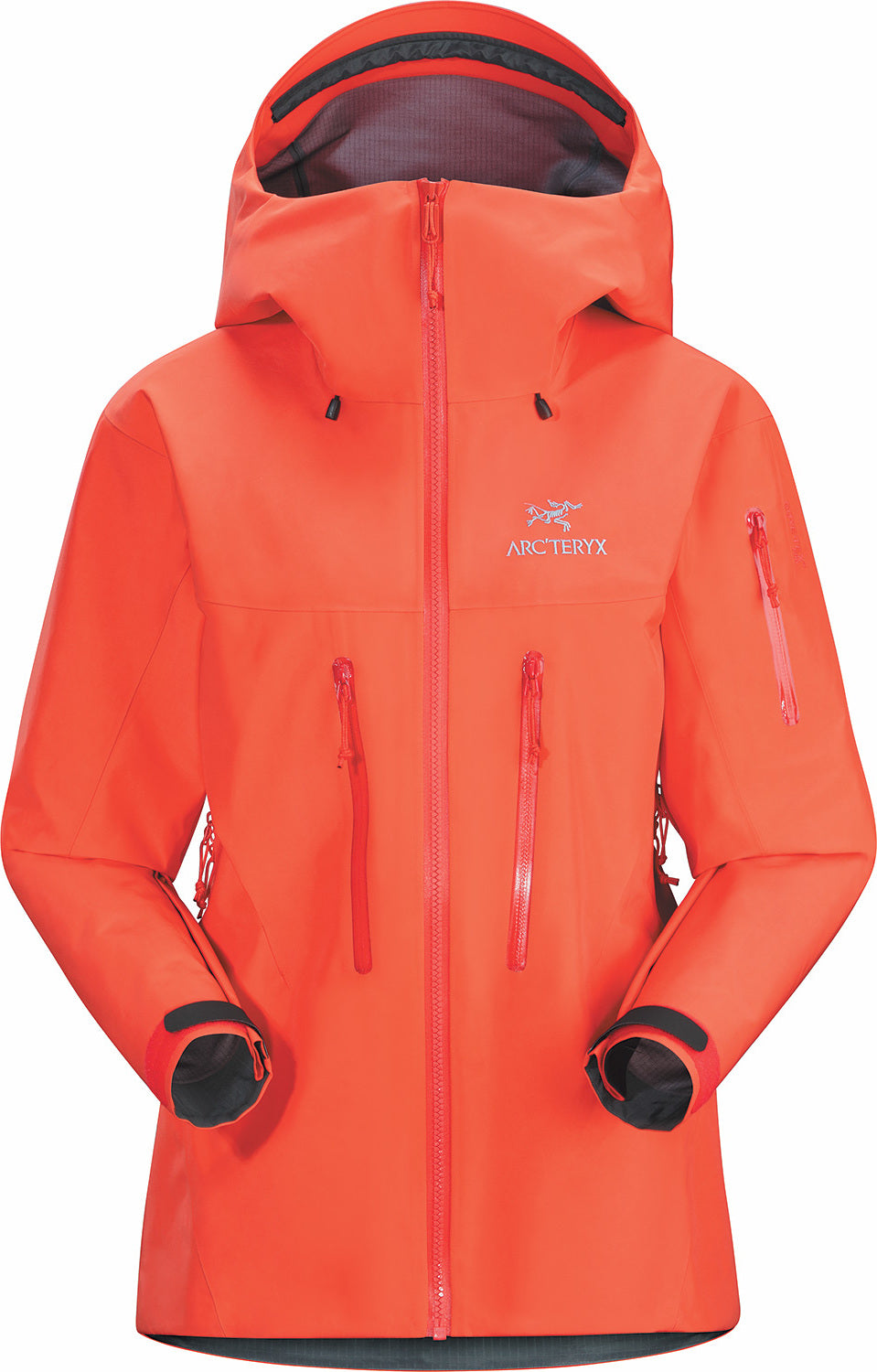cb481505 Arc'teryx Alpha Sv Jacket - Women's | The Last Hunt