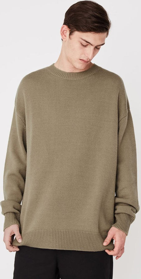 Assembly Label Mens Oversized Knit Sweater The Last Hunt