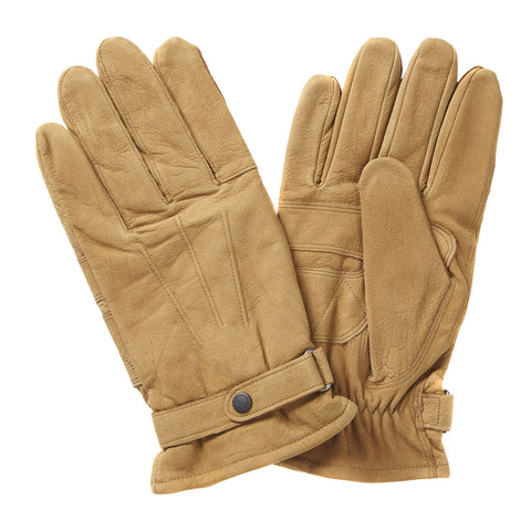 Barbour Leather Thinsulate Gloves - Men's