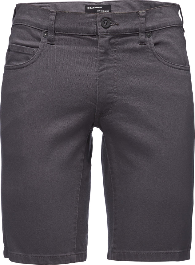 Black Diamond Stretch Font Shorts - Men's