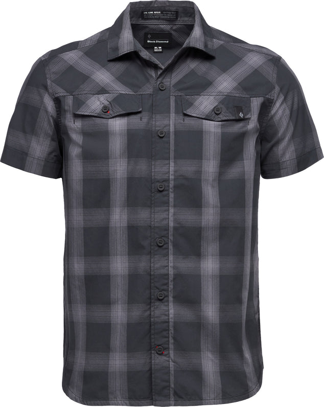 Black Diamond Short Sleeve Benchmark Shirt - Men's