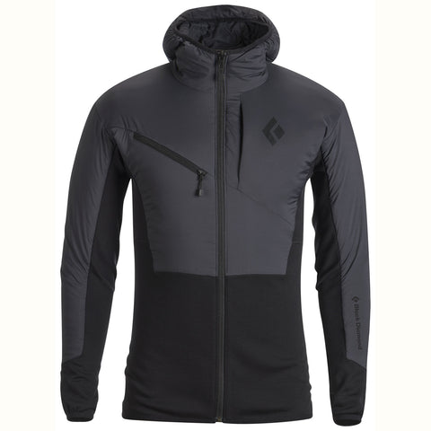 Black Diamond Deployment Hybrid Hoody - Men's