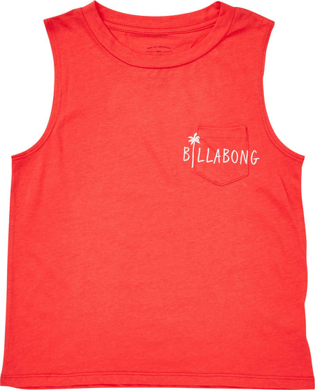 Billabong Billabong Palm Tee - Girls
