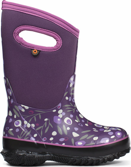 Bogs Classic Cattail Insulated Boots - Infant