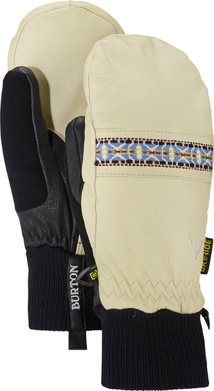 Burton Favorite Leather Mitts - Women's