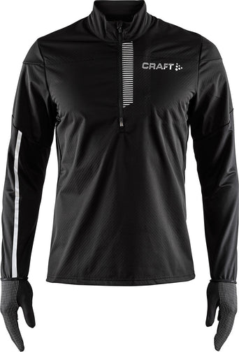 59ac2117c2bbc Loading spinner Craft Repel Wind Jersey - Men's Black
