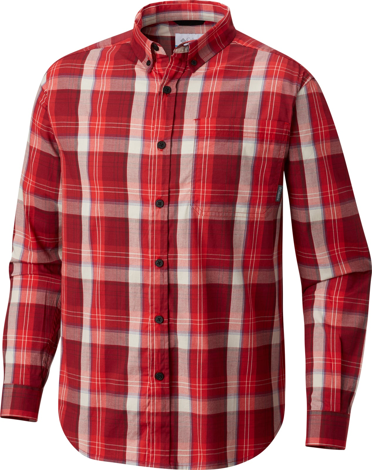c85c45edb77 Columbia Out And Back Ii Long Sleeve Shirt - Men's | The Last Hunt