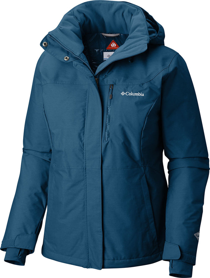 Manteau Alpine Heat Action Omni Femmelagoon wP8XfSxPq