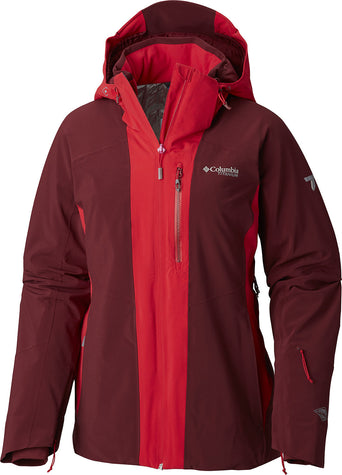 cc47c139c Loading spinner Columbia Snow Rival Jacket - Women's Rich Wine - Red Mercury