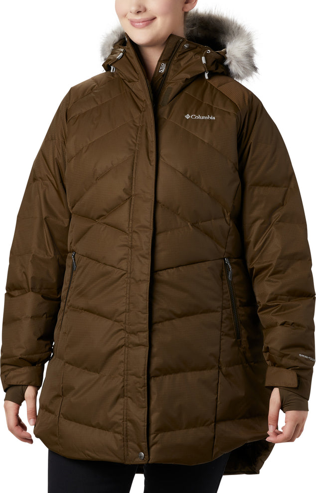 Columbia Lay D Down II Mid Jacket Large - Women's | The ...