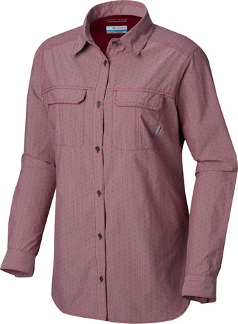 83d9b4742 The North Face Long Sleeve Desercana Top - Women's | The Last Hunt