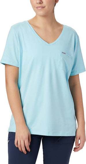 Columbia PFG Reel Relaxed Pocket Tee - Women's
