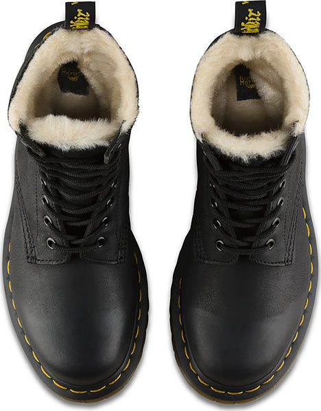 5281cc87ab12 Dr Martens Fur Lined 1460 Serena Wyoming - Women s