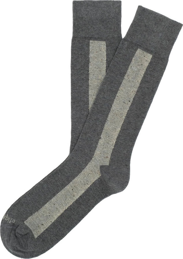 Etiquette Clothiers Beat It Metallic Dots Socks - Men's