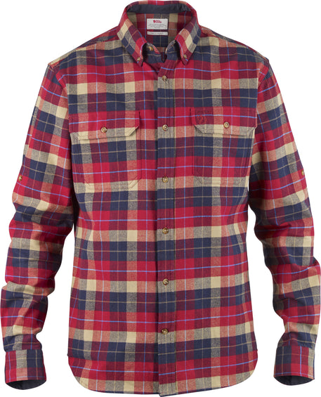 Fjällräven Singi Heavy Flannel Shirt - Men's
