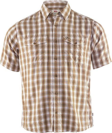 Fjällräven Abisko Cool Short Sleeve Shirt - Men's