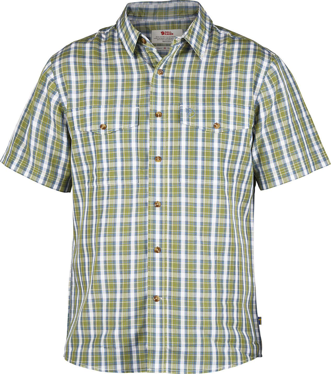0b0190af9c2 Fjällräven Abisko Cool Shirt Ss - Men's | The Last Hunt