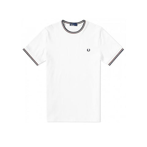 Fred Perry Twin Tipped T-Shirt - Men's