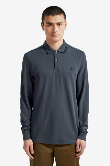 Fred Perry LS Twin Tipped Shirt - Men's