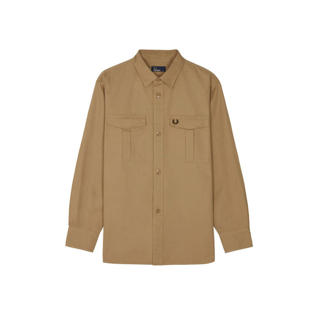 Fred Perry Utility Overshirt - Men's