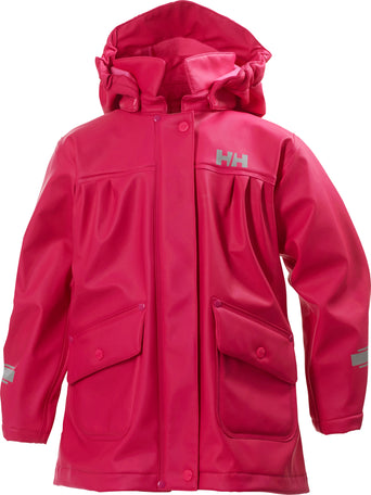 ce4ef73cecf Loading spinner Helly Hansen Maren Pu Jacket - Big Kids Magenta