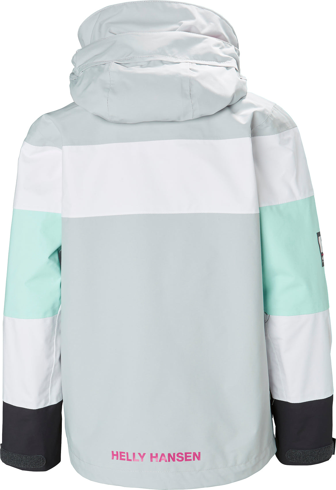 new release up-to-date styling hot-selling Helly Hansen Jr Salt Port Jacket - Junior
