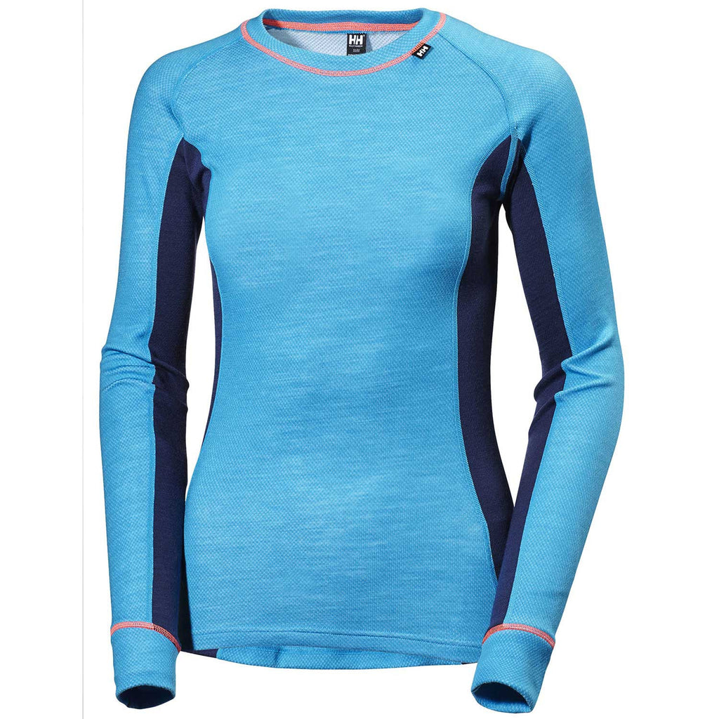 oakley solitude jacket mgar  Women's HH Warm Ice Crew-Chandail 脿 col rond HH Warm Ice Femme