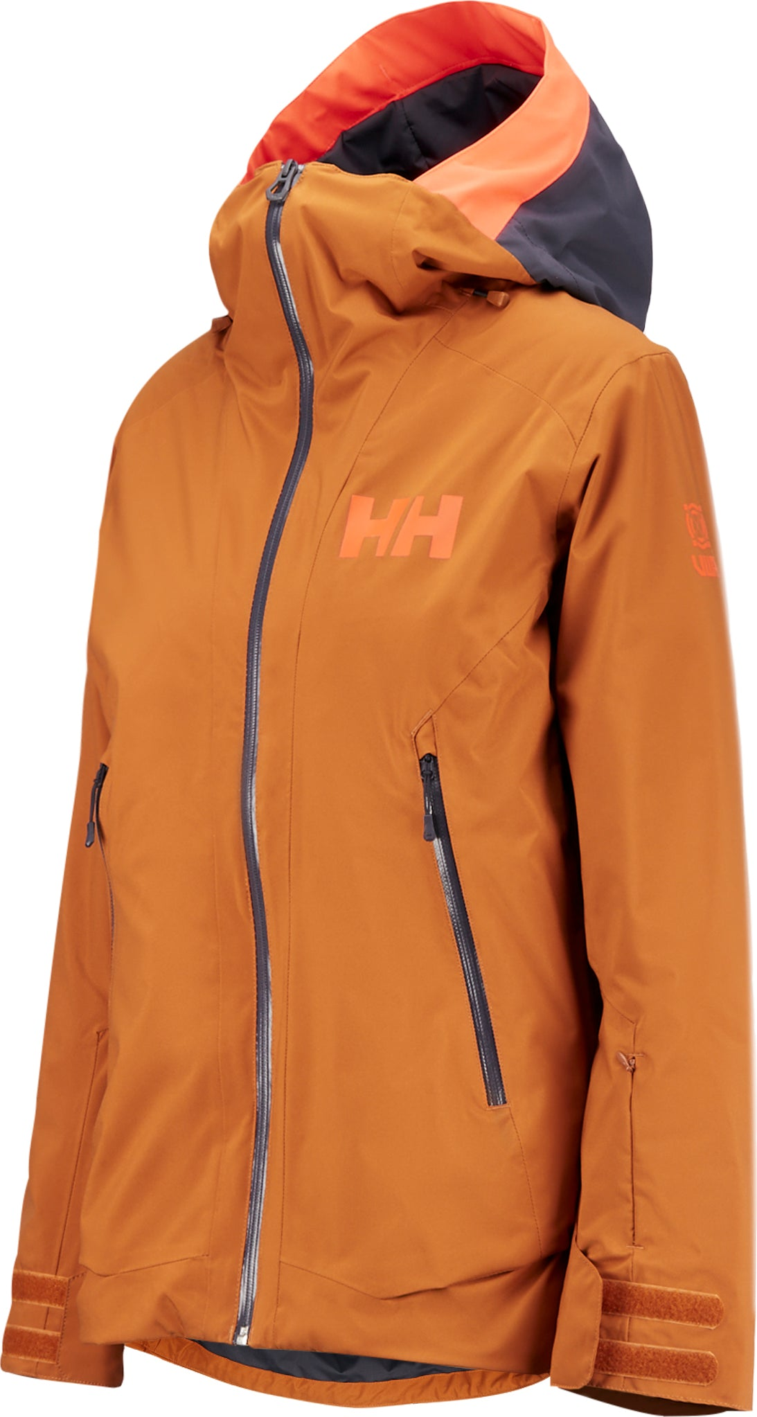 regarder b089f 3f9b1 Helly Hansen Manteau Louise Femme