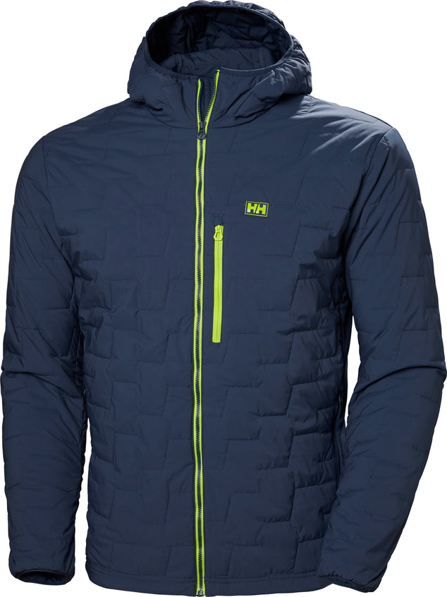 Helly Hansen Lifaloft Hooded Stretch Insulator - Men's