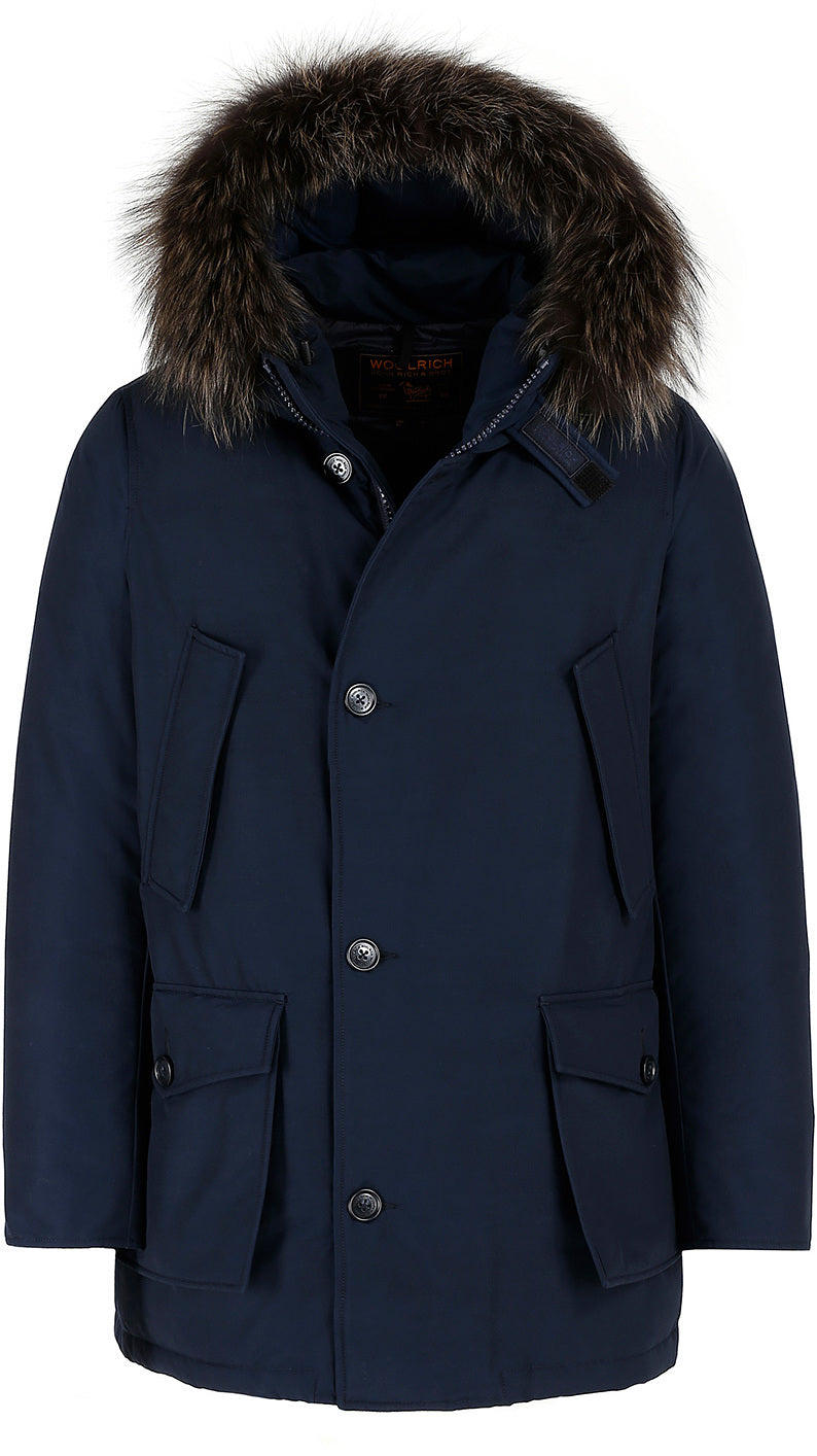 a8c1fb0378da Woolrich John Rich & Bros Arctic Tt Down Parka - Men's | The Last Hunt