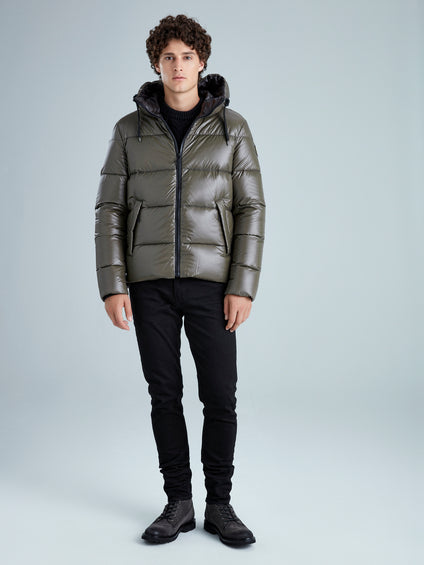 Kanuk Rick Straight-Fit Hip-Length Puffer - Men's