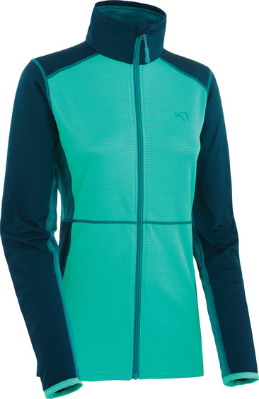 Kari Traa Hege Full Zip Fleece - Women's