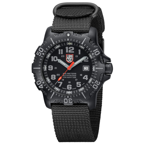 Luminox Anu 4200 Series - 45mm Watch - Black Nylon Strap