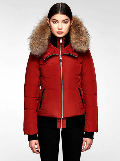 Mackage Romane Bomber Down Jacket - Women's