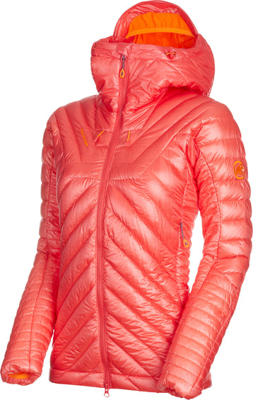 Mammut Eigerjoch Advanced Hooded Down Jacket - Women's