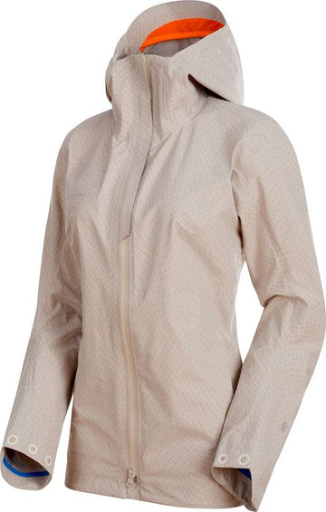 Mammut 3850 Hooded Hardshell Jacket - Women's