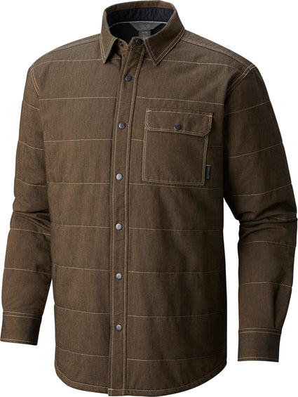Mountain Hardwear Yuba Pass Fleece Lined Shirt-Jacket - Men's