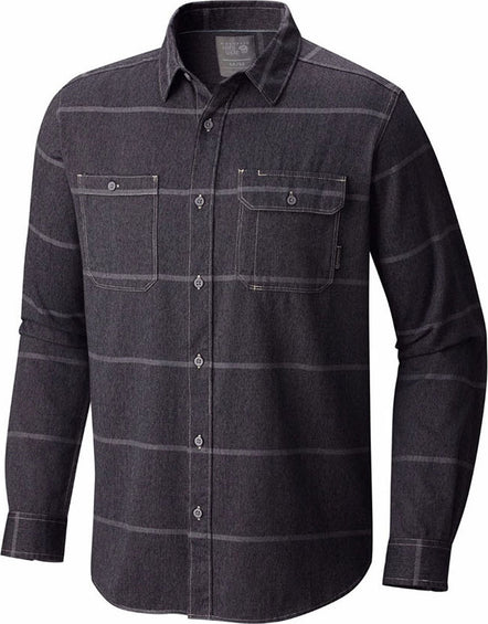 Mountain Hardwear Frequentor Stripe Long Sleeve Shirt - Men's