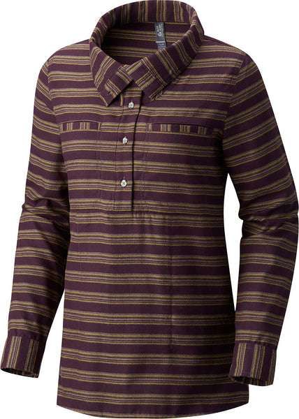 Mountain Hardwear Acadia Stretch Long Sleeve Popover