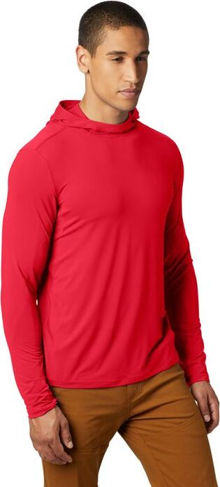 Mountain Hardwear Chandail à manches longues Crater Lake Homme